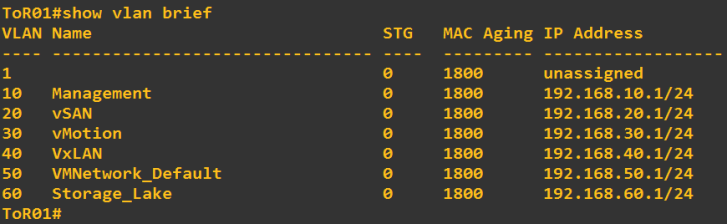 VMware NSX VxLAN to VLAN L2 Bridging with DellEMC Networking S5048