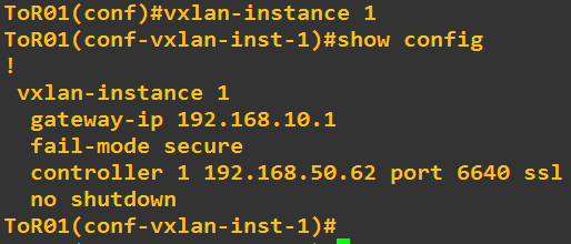 VMware NSX VxLAN to VLAN L2 Bridging with DellEMC Networking
