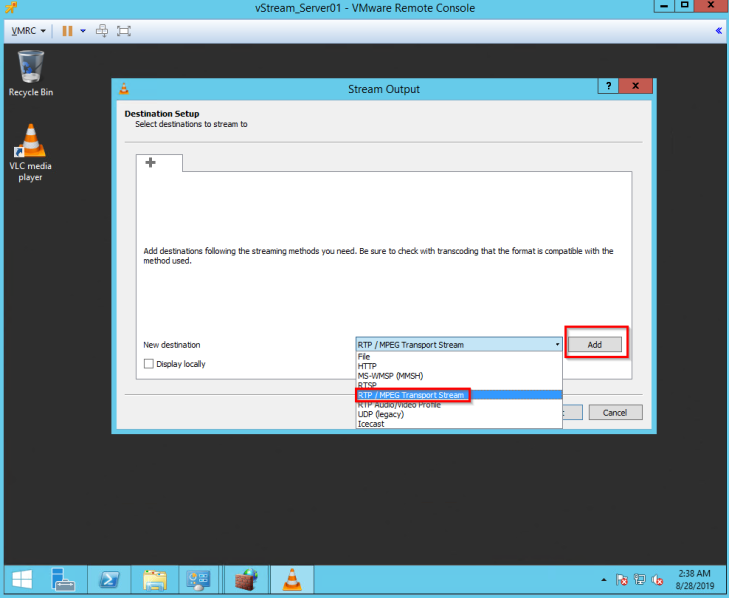 Implementing Multicast Routing between vSphere DVS and